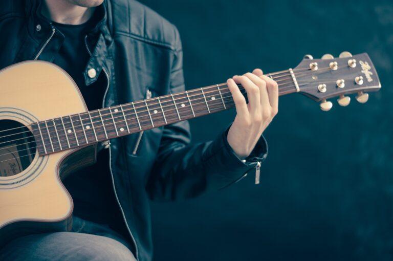 buy playing guitar